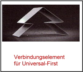 Universal First Verbinder 25 µm Polyester Dicke 0,5 mm